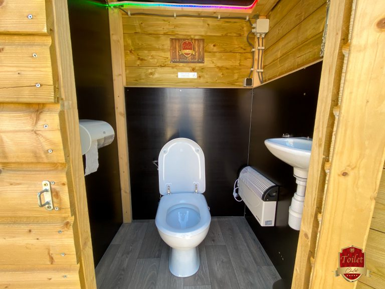 het toiletchalet toiletwagen huren